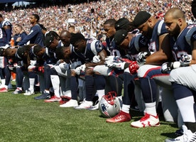 Kneel Together, To Stand Together