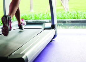 An Inner Monologue while Running on the Treadmill