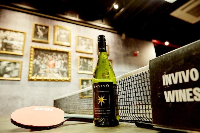 Invivo Wines US Launch Event with Glambassador Nigel Barker
