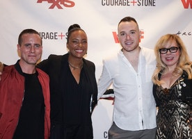 "The Film ""Axis"" by First Time Director Aisha Tyler in NYC"