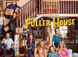"""Fuller House """"Season"""" 3."""