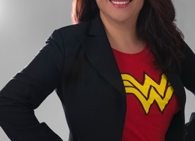 #IAmAMogul: I Am a Mogul Wonder Woman, what is your superpower?