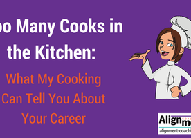 Cooking and Your Career - A Lesson from the Cookbooks
