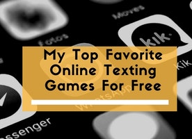 My Top Favorite Online Texting Games For Free