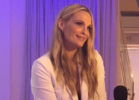 Molly Sims Hosts LiveHealth Online Women's Health Summit