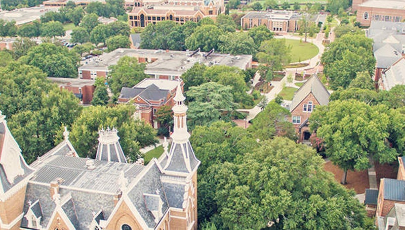 5 Things You Know If You Attend Mercer University - Freshman Edition