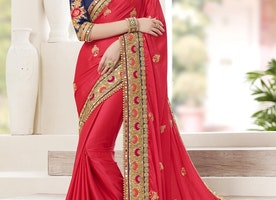 TRADITIONAL SAREE FOR BRIDAL
