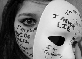 The masks we wear and the role of advocacy.