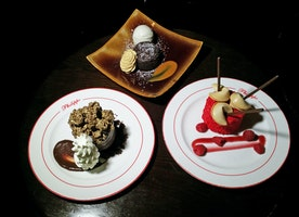 Celebrate National Dessert Day in NYC at Philippe on the Upper East Side