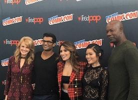 NBC's Reverie at NY Comic-Con