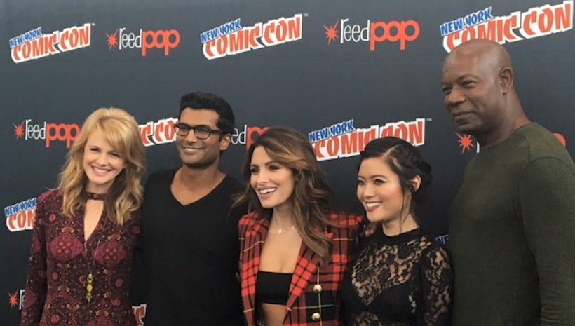 NBC's Reverie at NY Comic-Con