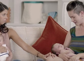 This new ad will convince you to never again judge a mom