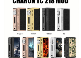 Smoant Charon 218W TC Box Mod