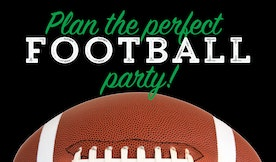 Plan the Perfect football party!