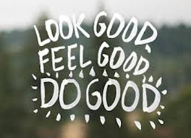 The Look Good, Feel Good Challenge