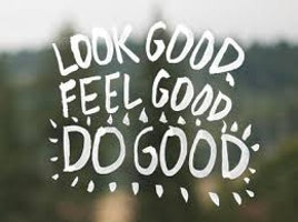 The Look Good, Feel Good Challenge