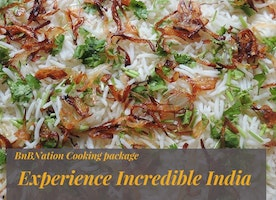 India- a culinary delight