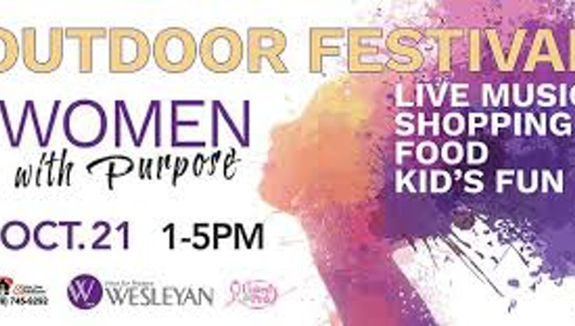 Wesleyan College hosts Women With Purpose Festival to empower women in the community, Mercer student gets involved