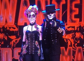 Halloween Night On Dancing With the Stars