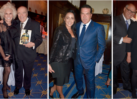 Judge Frederic Block Celebrates Launch of Second Book, Race to Judgment with Friends