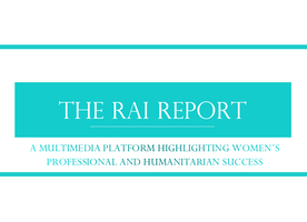 The Rai Report Introduces Khalimah Gaston: Actress, Host, and Entrepreneur