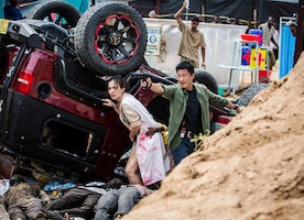 The Spectrum of Survivor Guilt from 'Wolf Warrior 2' to 'Paths of Soul' China's Entries to the Oscars and Golden Globes