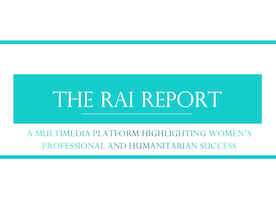 The Rai Report Introduces Autumn Adeigbo: Ethical Fashion Designer, Entrepreneur, and Columnist for Forbes