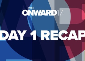 Yext's Annual Tech Conference - ONWARD 17: Day 1 Recap