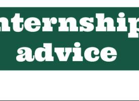 Internship Hunting