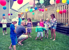Kids birthday games for outdoors