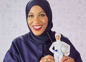 Barbie Reveals First Hijab Wearing Doll #Monumental