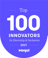 Siobhan OneMama Neilland - made Mogul's TOP 100 Innovators in Diversity Inclusion list!