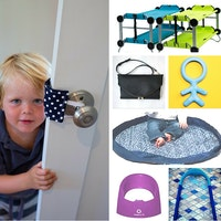 2016 Top 7 Innovations in Baby & Kid Products