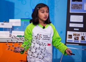 Gitanjali Rao, 11, takes home US Young Scientist top honors
