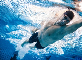 Basic styles in swimming