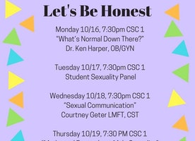 Mercer University Service Scholars plan week-long event to foster informed conversations about sex