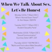 Mercer University Service Scholars plan week-long event to foster informed conversations about sex