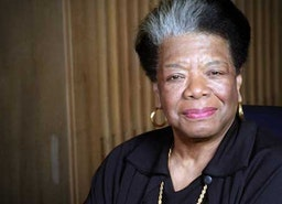 Maya Angelou. Poet, Author, Actress, Playwright