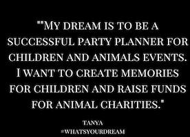 Re: Tanya's Dream