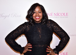 Tene Nicole, Marketing and Public Relations Presented 1st Pow(H)er Awards Dinner