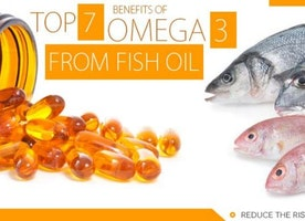 Best 7 Health Benefits Of Omega 3 Fish Oil