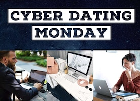 Cyber Dating Monday – Tips For Making This Holiday Season Merry & Bright Online