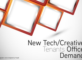 A New Era: The Impact of Tech/Creative Tenants on Office Leasing