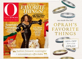 My Favorite Thing is One of Oprah's Favorite Things #FavoriteThings2015