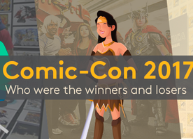 Infographic: San Diego Comic-Con 2017