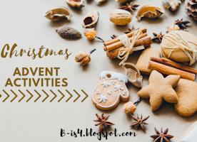 Christmas Advent Activities