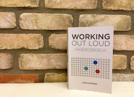 Make your work visible! – Working Out Loud