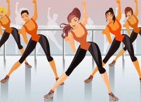 Need that #GoodGood feel? Let's get #Physical : #Aerobics