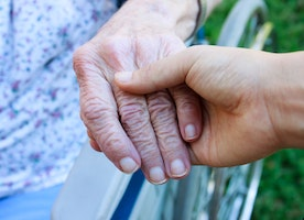 In Alzheimer's Disease, Caregiving May Be Just As Trying As the Disease Itself