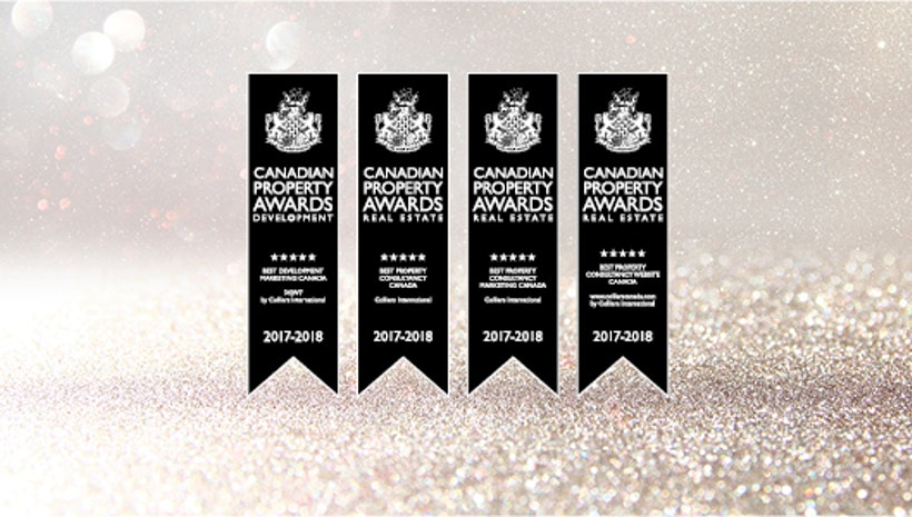 Colliers International Canada Wins Four International Property Awards